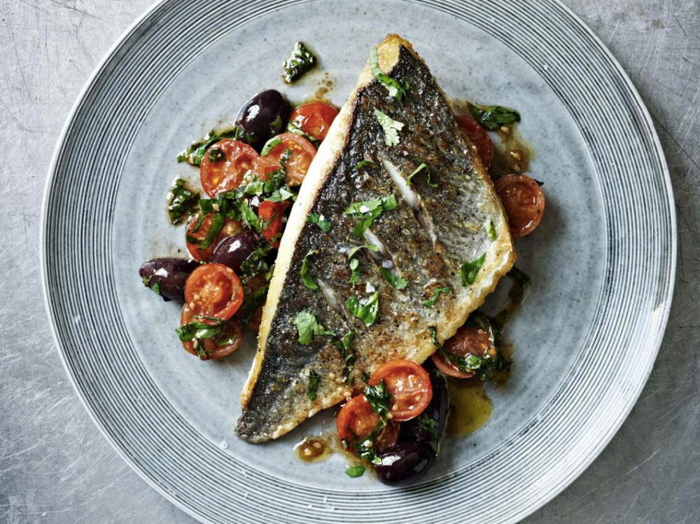 The Best Sea Bream Fillet Recipe