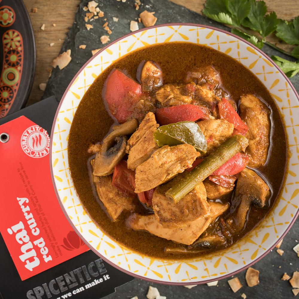 The Best Authentic Thai Red Curry Recipe