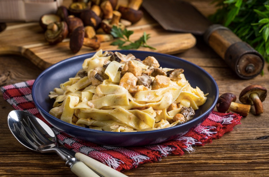 The Best Tagliatelle Recipe