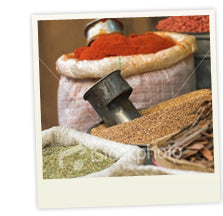 Spices from Spicentice