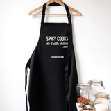 Spicy Cooks Do It With Chilies…Ouch! Apron | Easy Recipe | Spice Meal Kits | SPICE N TICE
