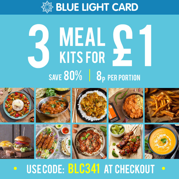 Blue Light Card Exclusive offer 341
