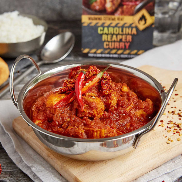 Carolina Reaper Curry Kit - World's Hottest Curry