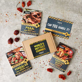 COMBO OFFER - Chilli Rock Gift Set + World's Hottest Curries Gift Box