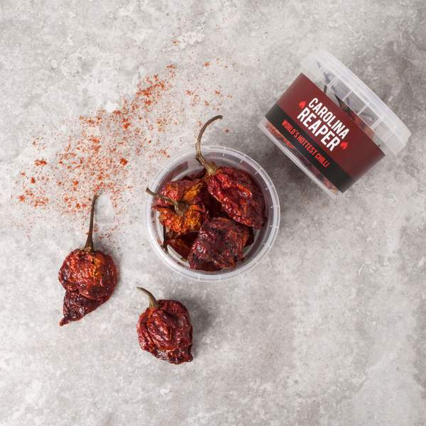 Carolina Reaper - World's Hottest Chilli! | Easy Recipe | Spice Meal Kits | SPICE N TICE
