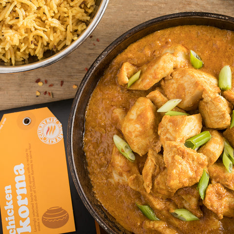 Chicken Korma Spice Kit