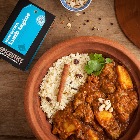 Moroccan Lamb Tagine Recipe Spice Kit
