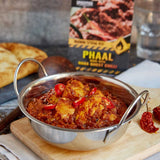 Phaal Curry Kit made with Naga Ghost Chilli