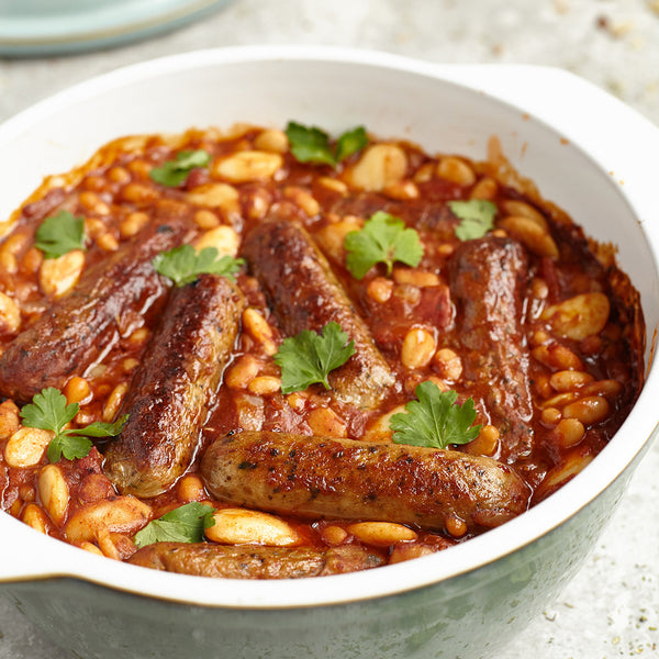 NEW - Sausage & Bean - One Pot! | Easy Recipe | Spice Meal Kits | SPICE N TICE