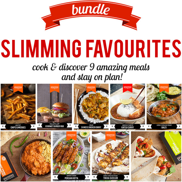 Slimming Favourites | Easy Recipe | Spice Meal Kits | SPICE N TICE