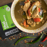 Thai Green Curry Kit | Easy Recipe | Spice Meal Kits | SPICE N TICE