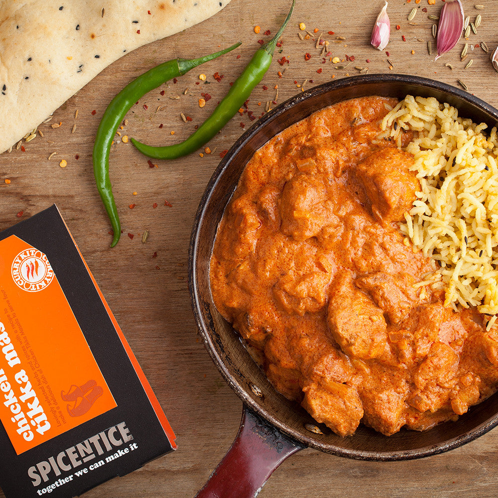 Low Calorie Authentic Chicken Tikka Spices Spicentice