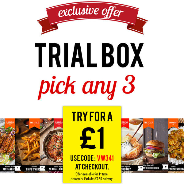 Virgin Wines - Exclusive Trial Box Offer | Easy Recipe | Spice Meal Kits | SPICE N TICE