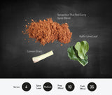 Thai Red Curry Spices Kit | Easy Recipe | Spice Meal Kits | SPICE N TICE