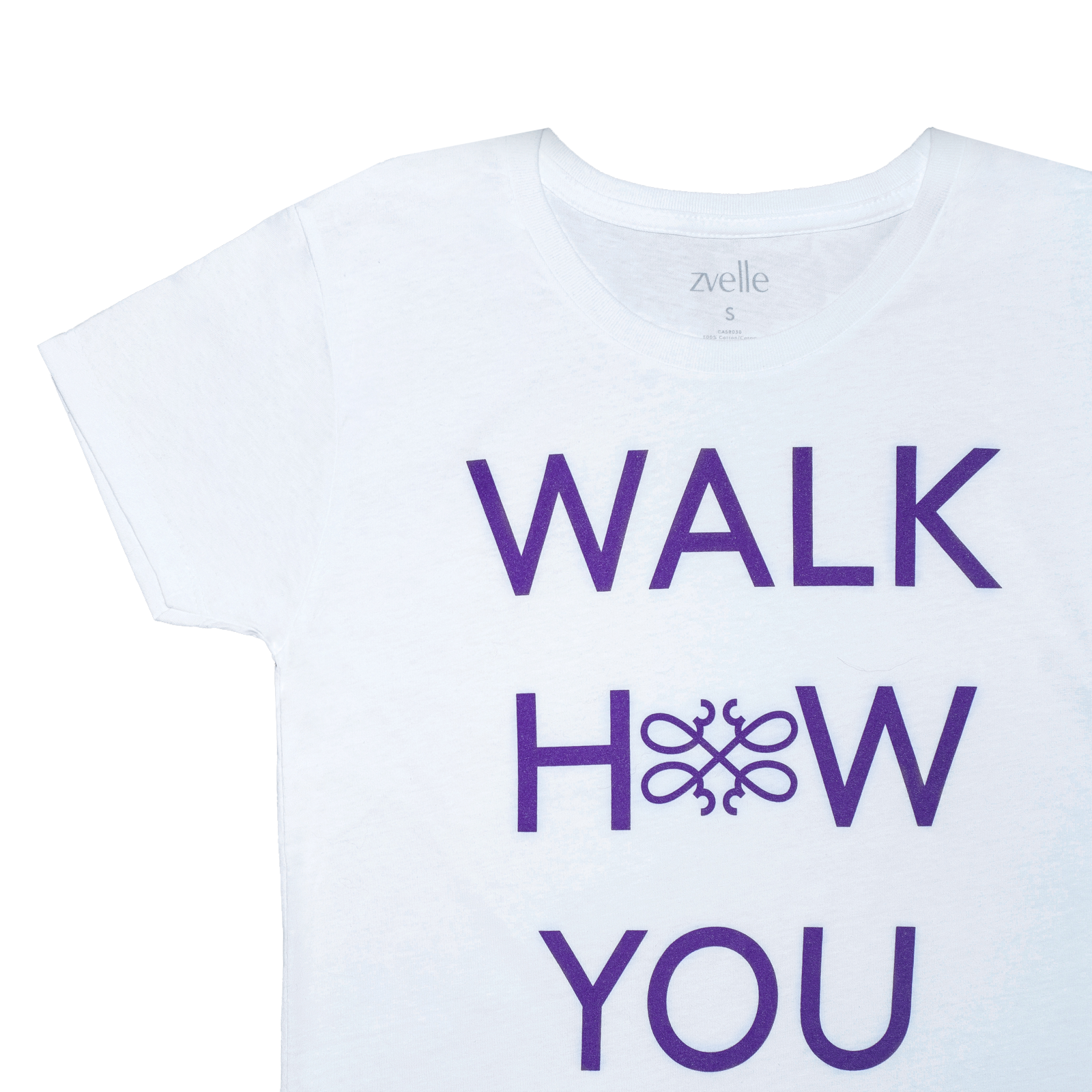 Walk How You Want - T-Shirt