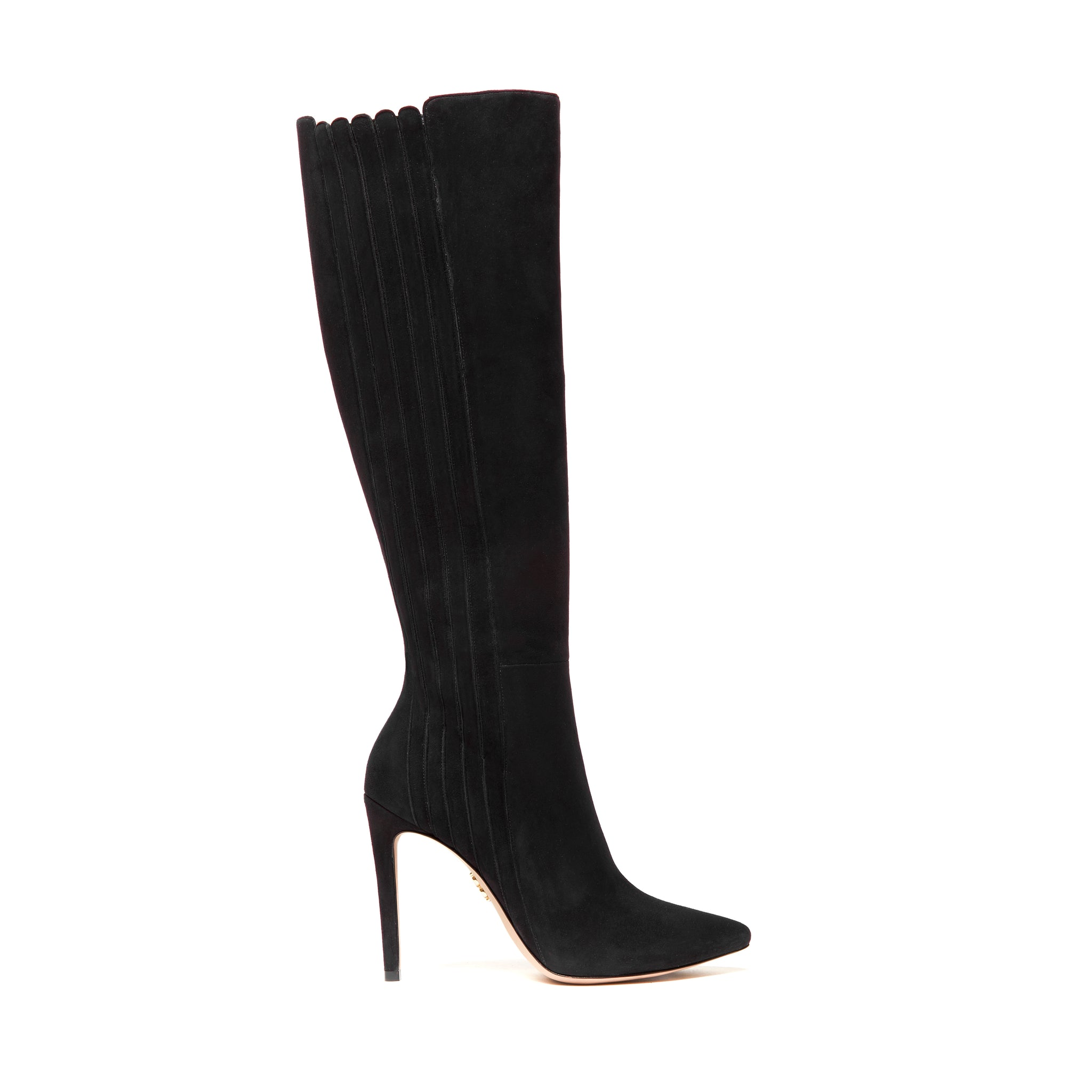 ANAIS Knee Boots - Black (105mm)