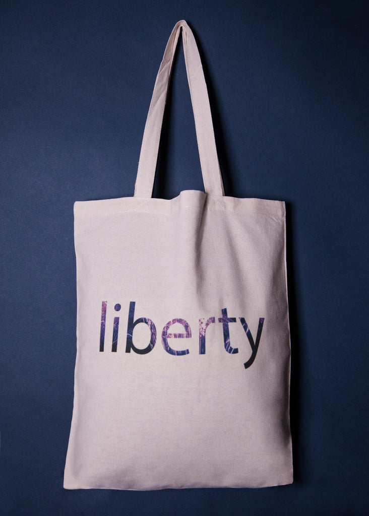 Tote Bag - Liberty