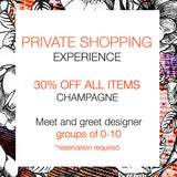 Private Shopping Experience!