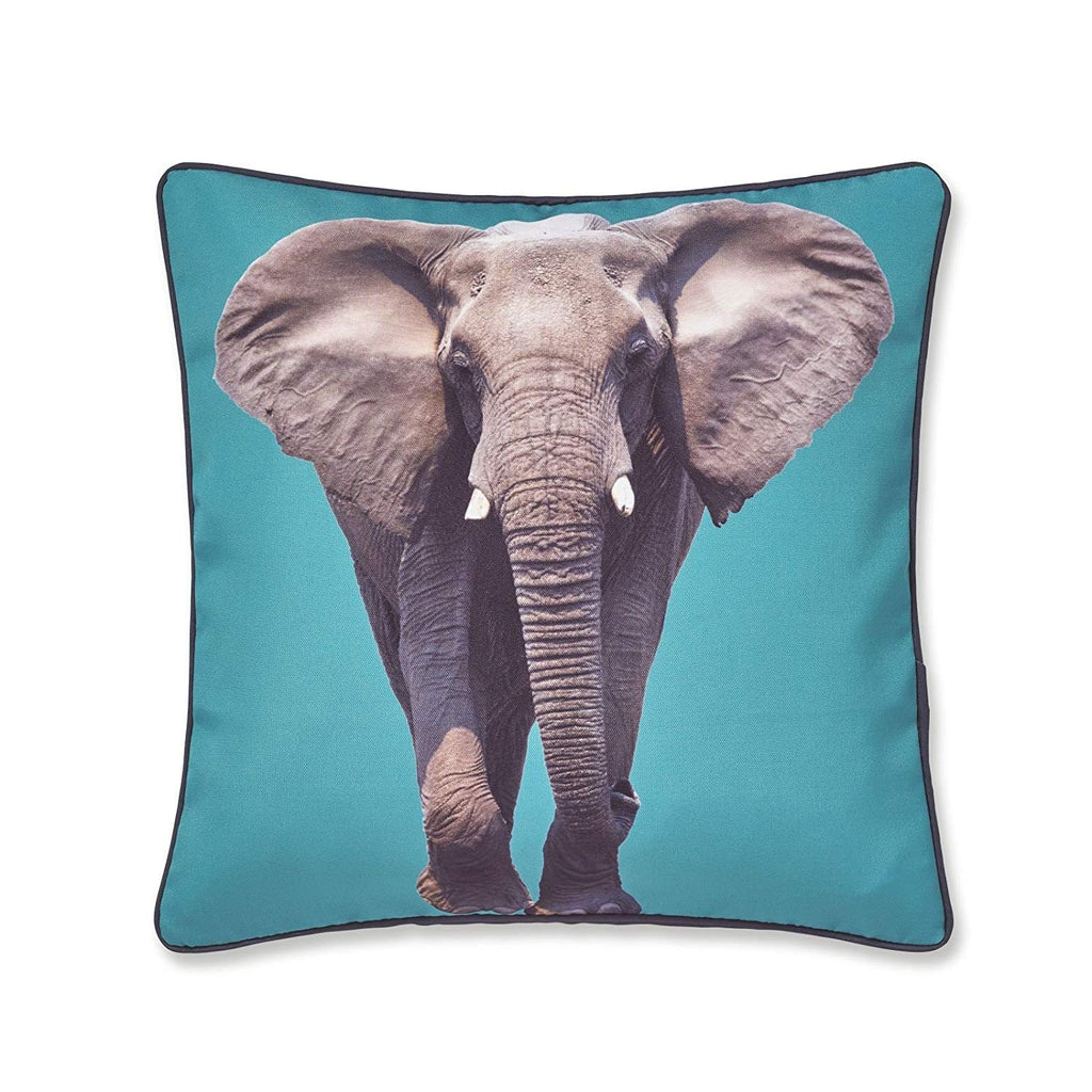 Elephant Cushion Cover - CLEARANCE OFFER LIMITED STOCK