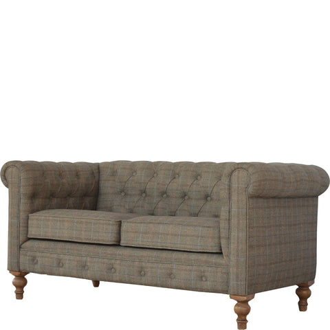 Double Seater Chesterfield