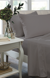 Catherine Lansfield Non Iron Percale Fitted Sheet - Natural