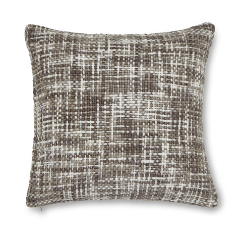 Catherine Lansfield Tonal Weave Cushion Cover - Natural
