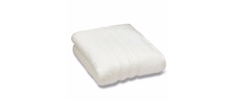 Catherine Lansfield Cream Towels