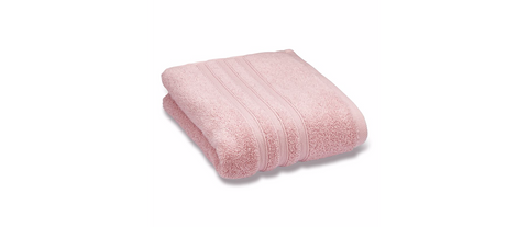 Catherine Lansfield Pink Towels