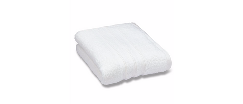 Catherine Lansfield White Towels