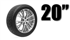 "20"" Used Tires"