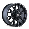 Mayhem Warrior 8015 Matte Black