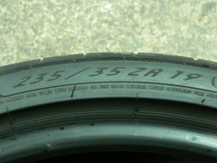 235/35/R19 Used Tires as Low as $55