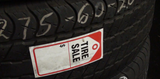 "20"" Tires 30-40%Tread Life - Tire Sale Grade"
