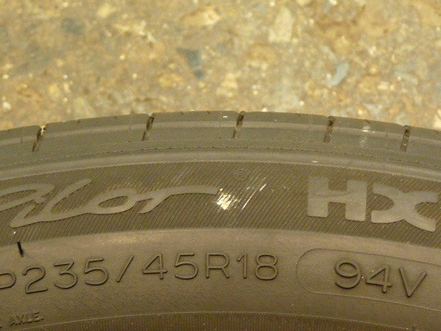 235/45/R18 Used Tires as Low as $50