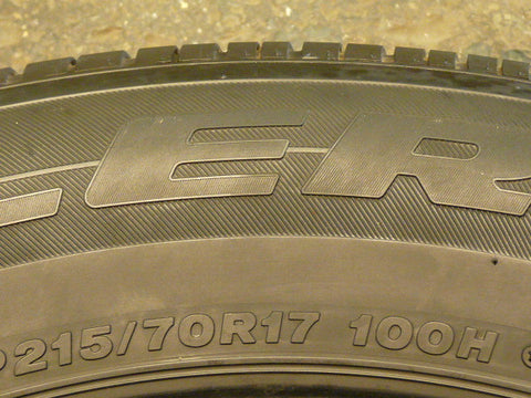 215/70/R17 Used Tires as Low as $45