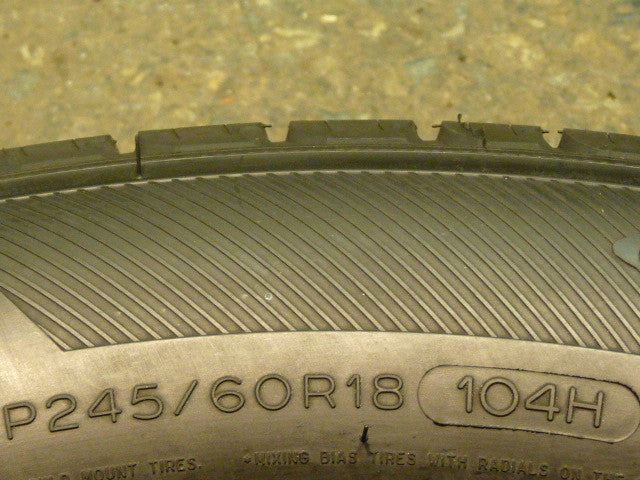 245/60/R18 Used Tires as Low as $50