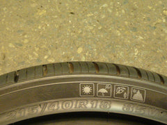 215/40/R18 Used Tires as Low as $50