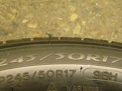 245/50/R17 Used Tires as Low as $45