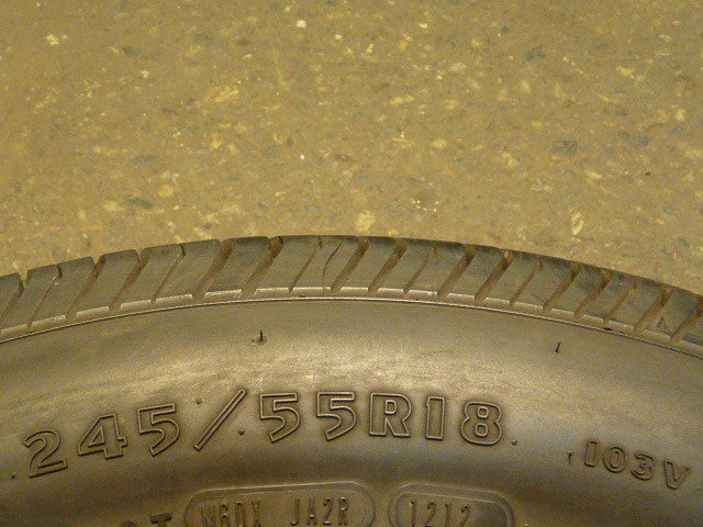 245/55/R18 Used Tires as Low as $50