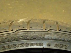 225/35/R19 Used Tires as Low as $55