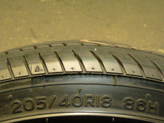 205/40/R18 Used Tires as Low as $50