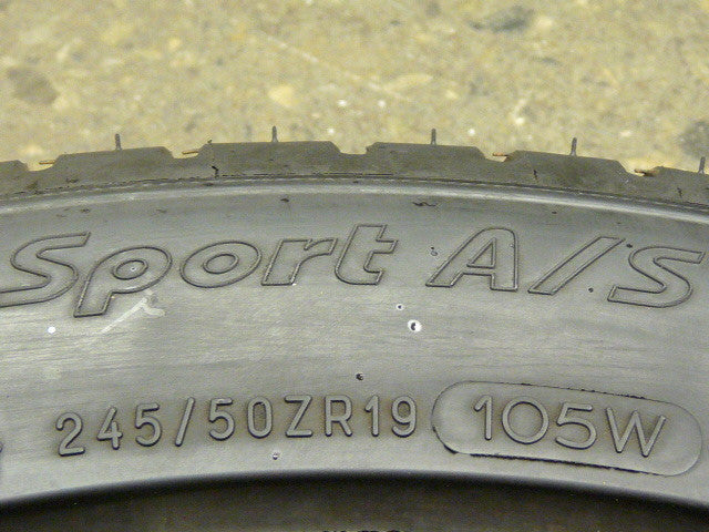 245/50/R19 Used Tires as Low as $55
