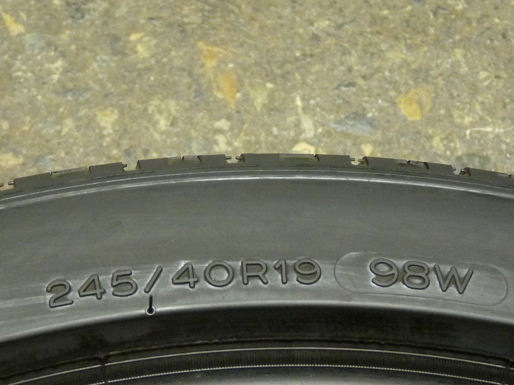 245/40/R19 Used Tires as Low as $55