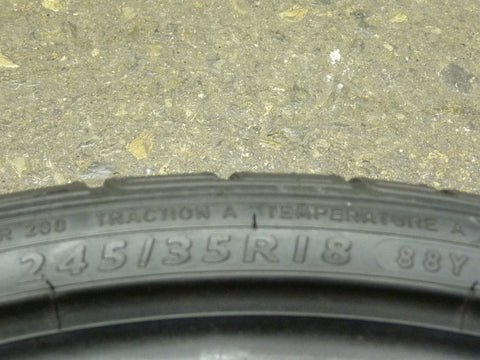 245/35/R18 Used Tires as Low as $50