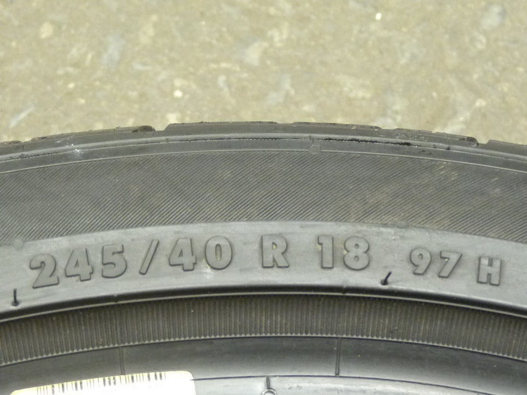 245/40/R18 Used Tires as Low as $50