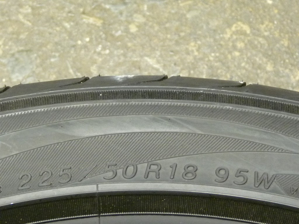 225/50/R18 Used Tires as Low as $50