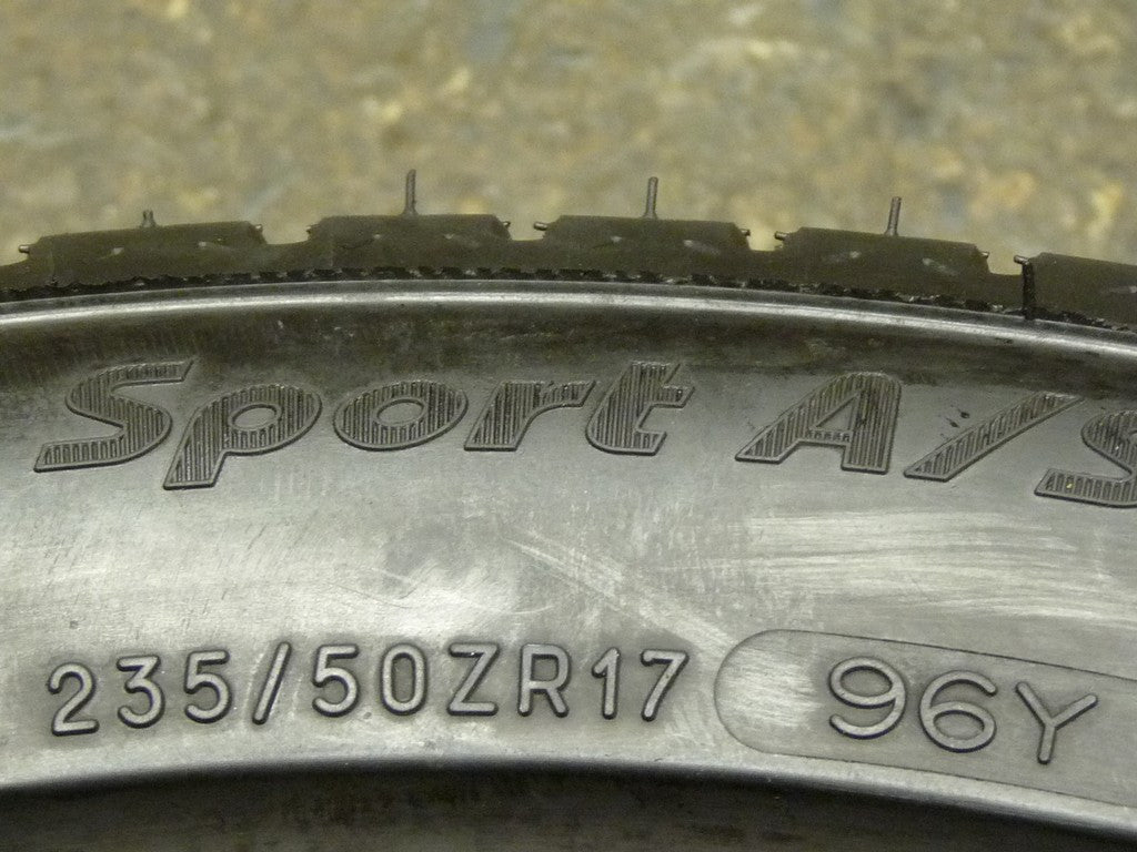 235/50/R17 Used Tires as Low as $45