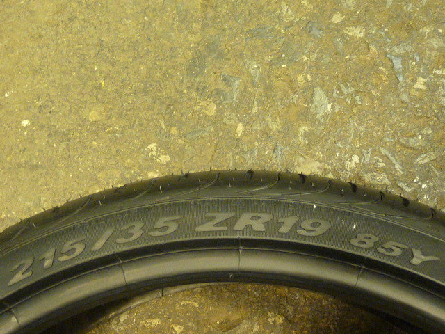 215/35/R19 Used Tires as Low as $55