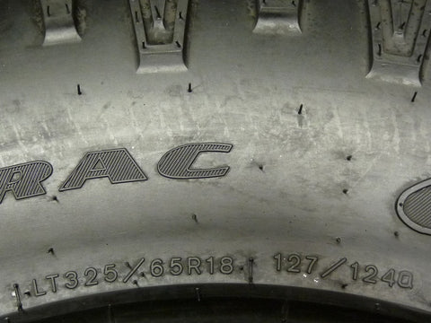 325/65/R18 Used Tires as Low as $50