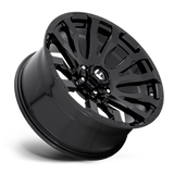 Fuel Blitz D675 20x10 -18 5x139.7 Gloss Black